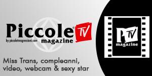 Il logo del Piccole Magazine TV