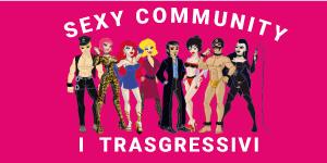 Logo sexy community - I trasgressivi