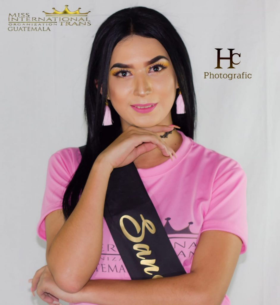 Miss Trans International Guatemala