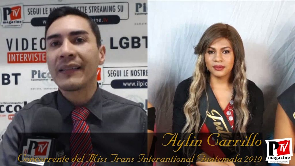 intervista a Aylin Carrillo